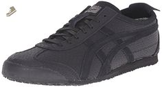 Onitsuka Tiger Mexico 66 Fashion Sneaker, Black Scale/Black/Black, 12.5 M Men's US/14 Women's M US - Onitsuka tiger sneakers for women (*Amazon Partner-Link)
