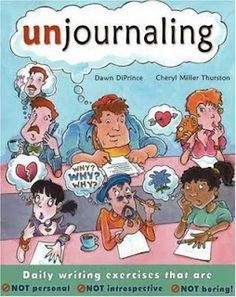 My students LOVE this book for writing-on-demand - the prompts are so much fun!