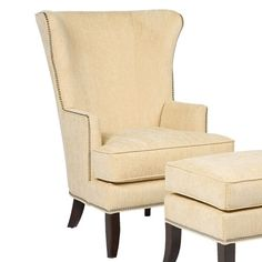 I pinned this Palti Wingback Chair from the Julie Couch Interiors event at Joss and Main!