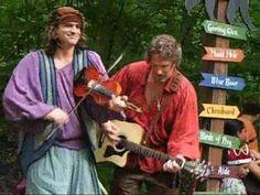 Cool Celtic Music at the Renaissance Fair