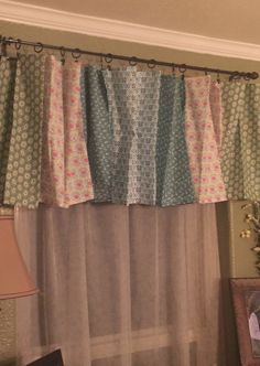 Kitchen Window Treatments, Pioneer Woman, Valance Curtains, Farmhouse Decor, Windows, Decorating, Diy, Home Decor, Decor