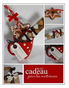 ck out the hanging cookie ornament and wrap. Very cute, DIY Xmas gift