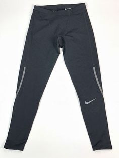 3c608555 Details about NIKE POWER RUNNING PERFORMANCE DRI-FIT COMPRESSION TIGHTS  SIZE L Mens 833614-010