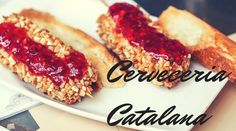 """The best tapas in Barcelona at """"Cerveceria Catalana"""". Visit the blog to see 7 more must-try places in Barcelona."""