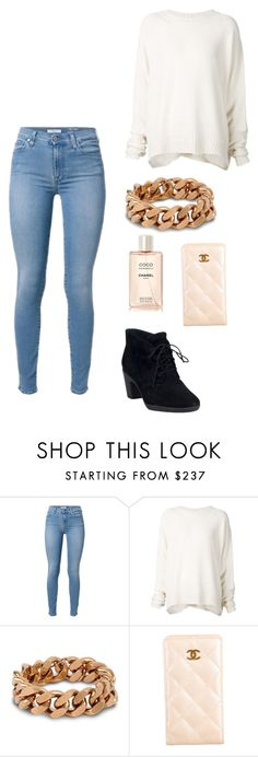 """""""Untitled #74"""" by lovelyprincess2 ❤ liked on Polyvore featuring URBAN ZEN, STELLA McCARTNEY, Chanel and Clarks"""