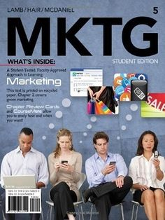 Let's start practice with free online textbook marketing test bank questions to improve your marketing to overcome successfully your exam now. Free Test Bank for MKTG 5th Edition by Lamb, which is not an exception.