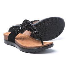 8e15744835d Dansko Pamela Jeweled Sandals (For Women) Sensible Shoes