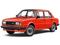 Škoda 105 L, vyráběna od roku 1976