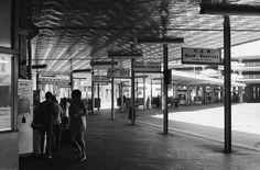 Bill ✔️ Old Auckland bus station. Bill Gibson-Patmore. (curation & caption: @BillGP). Bill😄✔️