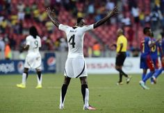 Paintsil hopeful of Ghana's Afcon 2015 chances