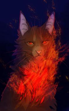 Fireheart by Owlmark.deviantart.com on @DeviantArt