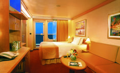 This is what our room will look like on our cruise!  Cannot wait!