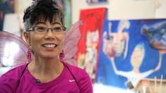 Intuitive PAINTING! Intuitive Painter Samyak Yamauchi