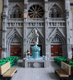 Lego Modular, Lego Design, Minecraft, Lego Universe, Micro Lego, Lego Ship, Amazing Lego Creations, Lego Castle, Lego Room