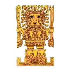 In ancient Inca mythology, the god Viracocha is the great creator god in the pre-Inca and Inca mythology in the Andes region of South America. Viracocha reigned alone.