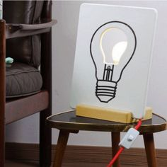Draw Lamp | Unusual Gifts