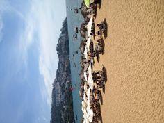 Acapulco beach umbrellas! Hope we get to go here!!