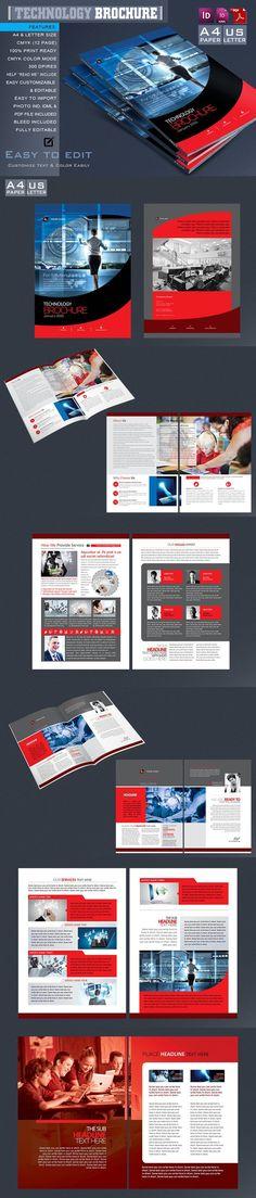 Newborn Photography Brochure-V612 Photography brochure, Brochure - technology brochure template