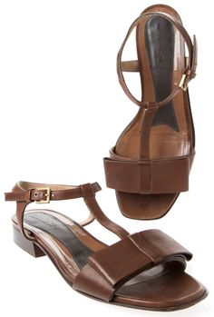 Killer option for gals that want need fashionable flat - Very sexy option with a suit -  Marni Flats @FollowShopHers