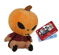 Mopeez: NBC - Pumpkin King | Funko