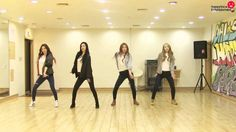 Dal Shabet shows their moves in 'Someone Like U' dance practice! | allkpop