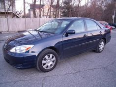 2004 Toyota Camry LE 6990