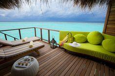 Maafushivaru Hotel in the Maldives - bucket list destination !