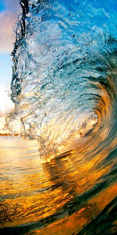 ~~Golden Waves of Hawaii by CJ Kale~~