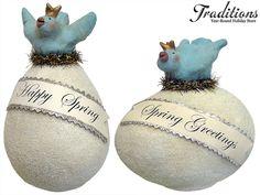 Vintage Easter Decorations & Ornaments