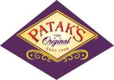 Patak's Indian curry products and recipes