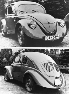 The Original Volkswagen Beetle