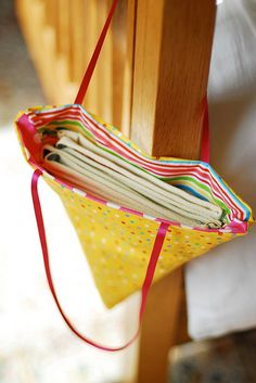 The BUNTING BAG - it keeps it safe, clean and free of dust