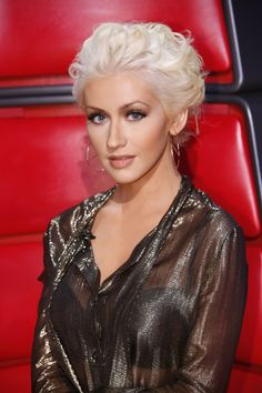 Christina Aguilera, version naturelle