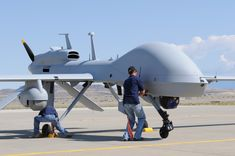 YES, I have heard that people of color and nations of such people cannot make drones...COMPETE!