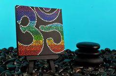 Nuestras creaciones son piezas llenas de #Presencia, #Luz, #Amor y  Color, cargadas de Energía Positiva, capaces de levantar el ánimo con su mera #Presencia☮...  llenando de #Serenidad, #Alegría y #Armonía  cualquier lugar,  convirtiéndolo en un espacio #Mágico... Único! ツ + Info en web: https://soulfractal.com/categoria-producto/puntillismo/cuadros-pintados/ ❥ Regala(te)  y Disfruta de detalles con Significado☯ ¿Hay un símbolo o dibujo que deseas.... y no lo encuentras? Te lo hacemos ;)