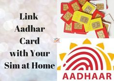 A very good news for all the telecom service users out there! Now you can link your aadhar card with your sim card even at home, no need to visit … Aadhar Card, Get The Job, Sims, Articles, How To Get, Number, Cards, Mantle, Map