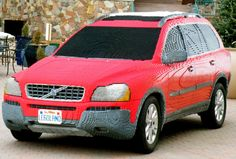 Timmy Abell • … LegoVolvo… saw this at Beaver Creek, Colorado...