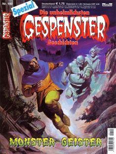 Gespenster Geschichten Spezial #190 - Monster-Geister