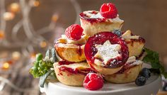 Berry-mince-pies