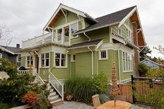 "Notre maison ""verte"""