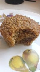 I had too much left over raisin bran cereal in my cupboard, trying to go stale. I had to do something, but most bran muffin recipes are way too high in fat for my tastes. This is one Ive cobbled together to suit my own tastes. Great warm, with just a tiny bit of honey!