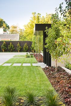 Landscape Design by C.O.S Design #AustinCustomHomeBuilders