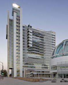 Richard Meier: San Jose City Hall David Crawford
