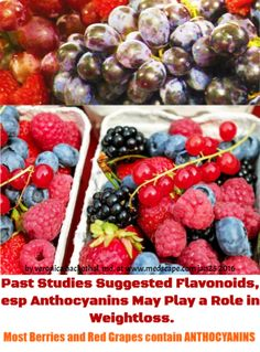 Flavonoids and Weightloss - Want to lose weight?? Please double-click this pin or visit