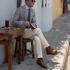 moda hombre — cobblerunion: Adventure in style....