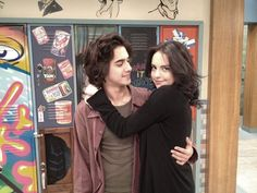 liz gillies and avan jogia 2014 - Google Search