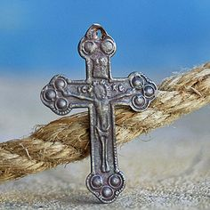 antique or vintage cross save and protect probably by CoolVintage