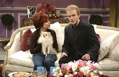 Saturday Night Live: Amy Poehler as Sharon Osbourne with Justin Timberlake #SNL