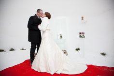 Customer Wedding Photo's - Snowy Weddings