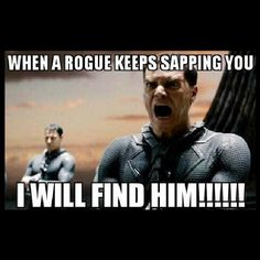 But just as you find him...*vanishes*...*sap*...and your dead